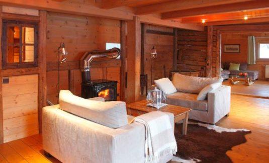 La Ferme de Chozal, gemütliches Skihotel