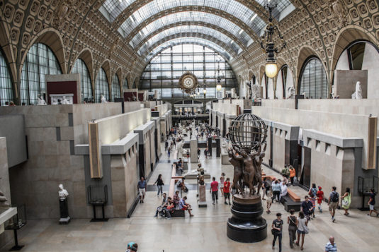 Museum Orsay in Paris