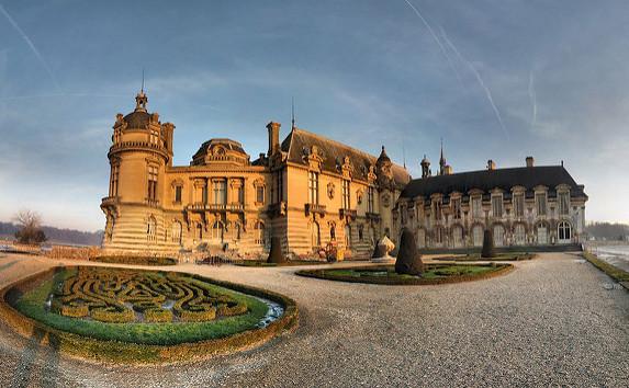 chantilly Ile de France