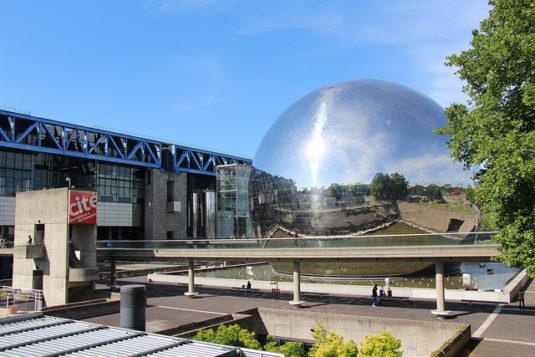 Museum La Cité des Sciences