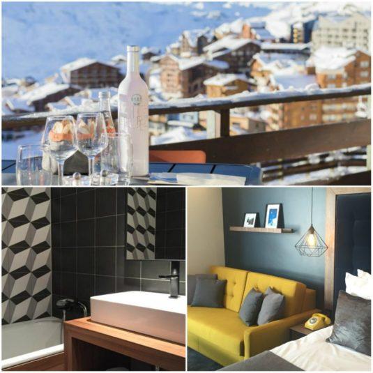 Hotel Fahrenheit Seven(Val Thorens/Les 3 Vallées)