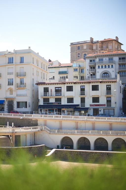 Hotel de la Plage Biarritz
