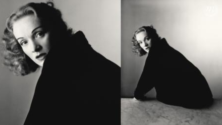 Ausstellung Dietrich im Le Grand Palais