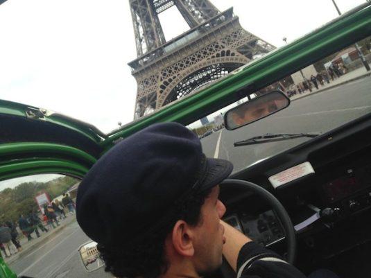 Bekanntes und unbekanntes Paris mit Chauffeur
