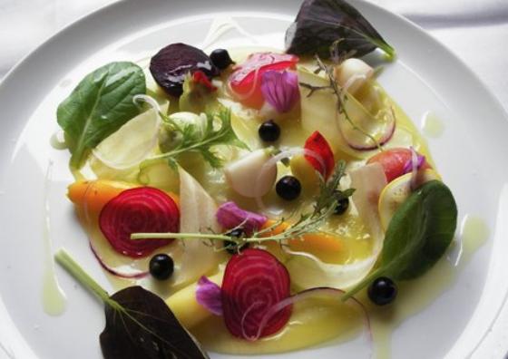 L'Arpege Restaurant in Paris von Passard