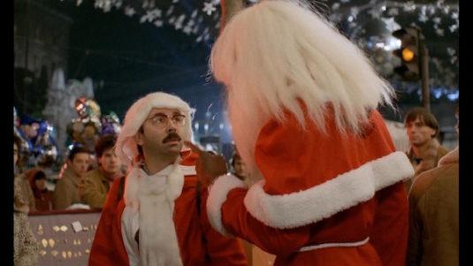 Le père Noel est une ordure
