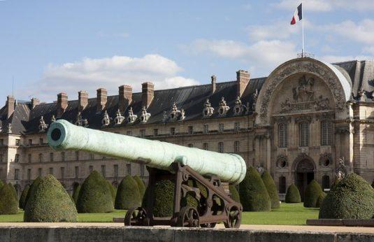 Museum für Militärgeschichte im Hôtel des Invalides