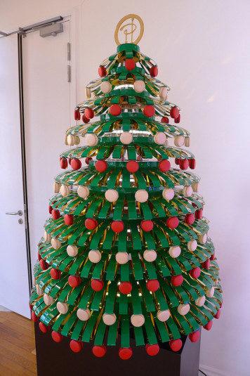 15 verrückte Weihnachtsbäume zum Selbermachen - Tipps von ...