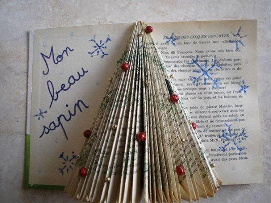 Weihnachtsbaum Buch