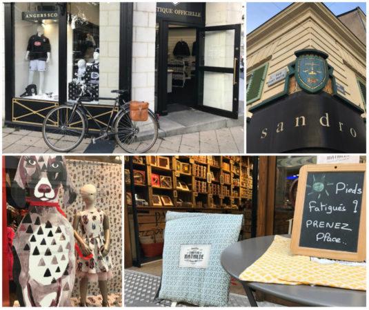 Shoppen in Angers - Geschäfte Rue-saint-aubin-CC-Carole