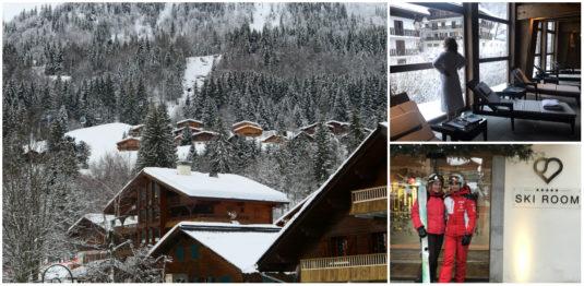La Clusaz Hotel Au Coeur du Village Skiroom & Spa