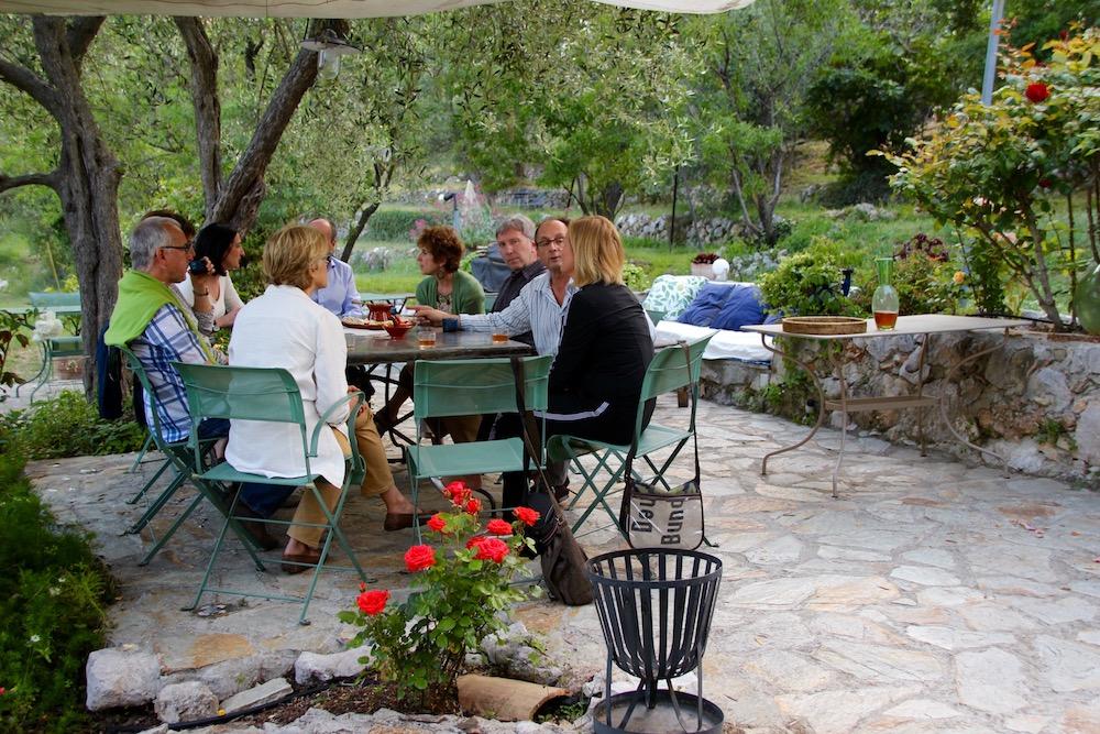 B&B La Parare-terrasse- Côte d'Azur