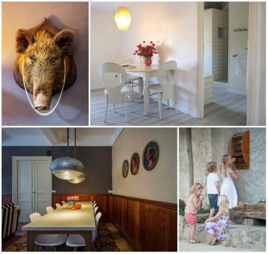 Domaine Les Agnelles - Perfekte Urlaubsadresse für Familien