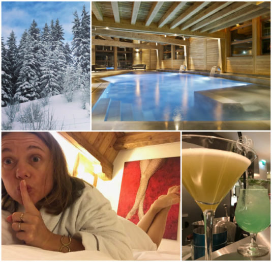 Luxus Hotel Au Coeur du Village