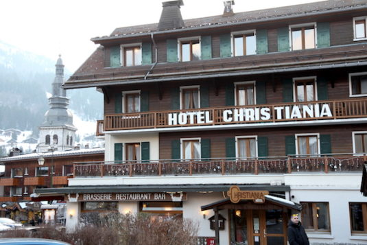 Hotel Christiana in La Clusaz