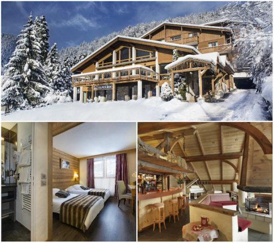 Hotel Alpen Roc***(108 Zimmer)