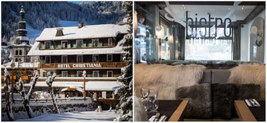 Hotel Christina in La Clusaz