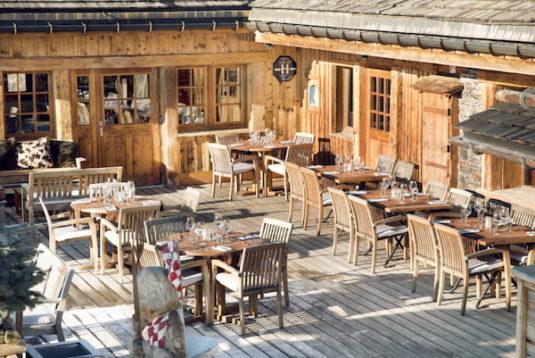 Restaurant le Vieux Chalet La Clusaz