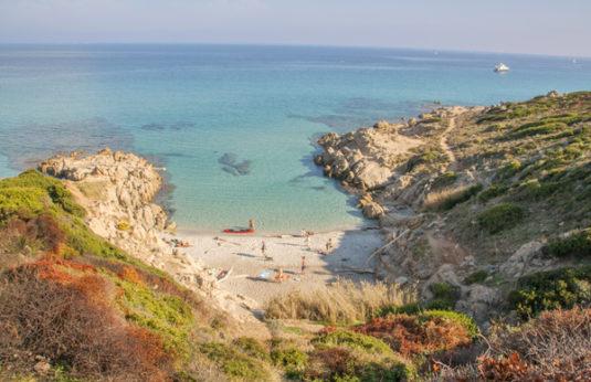 Strand von Cap Taillat