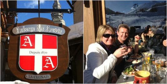 Restaurant Auberge des Aravis La Clusaz
