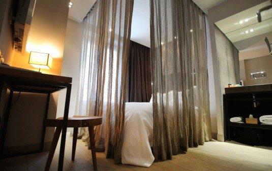 Hotel Hidden in Paris