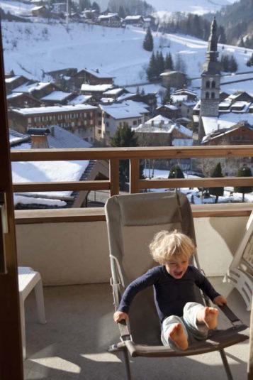 Uebernachten in La Clusaz: Les Grandes Alpes