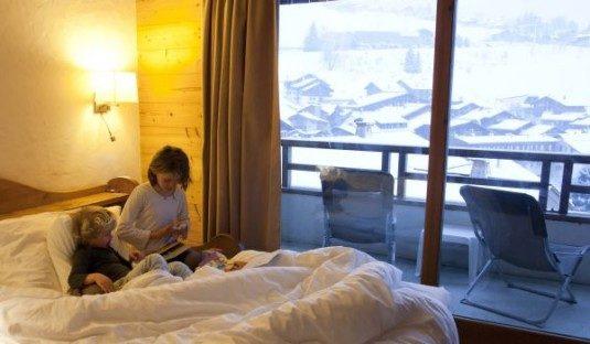 Residence Les Grandes Alpes in La Clusaz