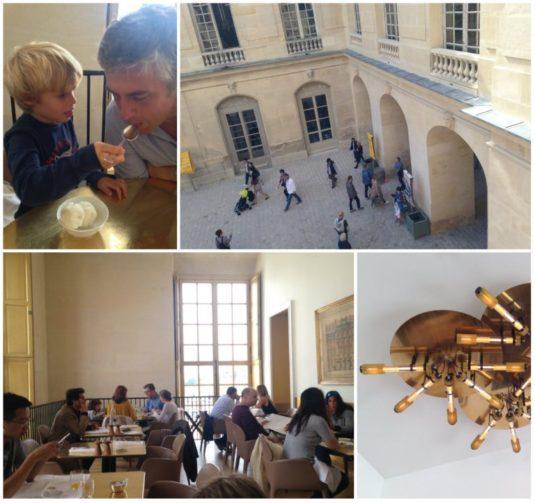 Restaurant Ducasse in Versailles
