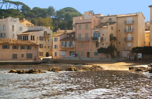 Plage La Ponche(Saint-Tropez)
