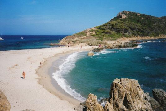 Strand Taillat Saint Tropez