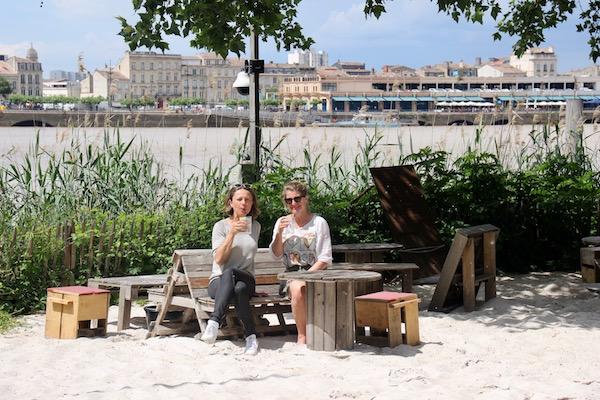 Sonnig Bordeaux: Chantier de Garonne