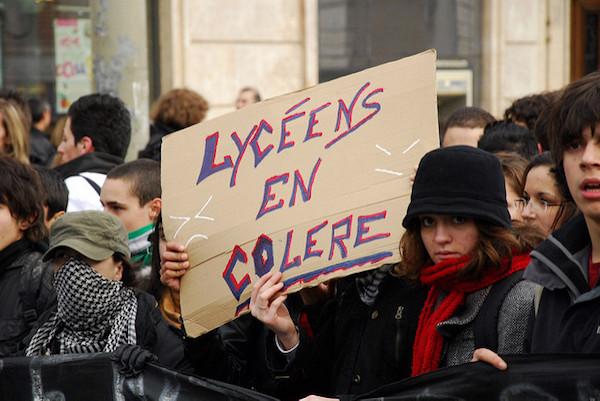 La grèveheißt Streik und ist in Frankreich alles andere als selten.