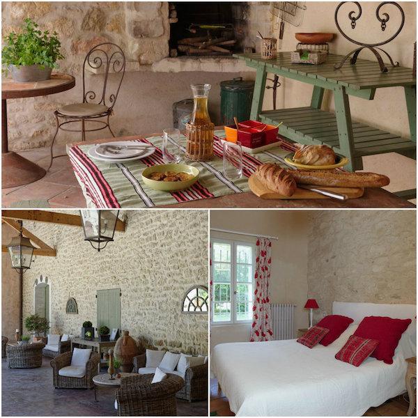 Ferienhaus Domaine les Clos (Gard/Languedoc)