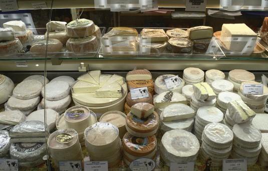 Französischen Käse