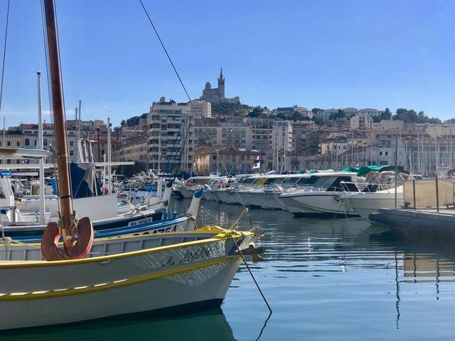 Französische Stadt mit den meisten Sonnenstunden: Marseille