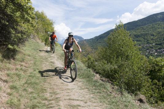 Mountainbiken-Brides-les-Bains