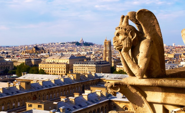 Notre Dame Gargouille
