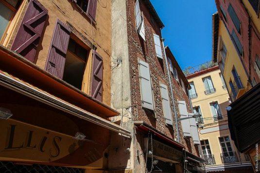 Perpignan ist eine der wärmsten Städte Frankreichs