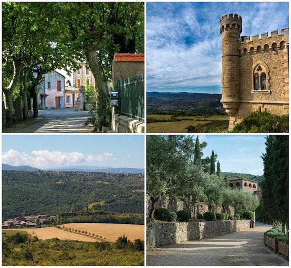 Das Departement Aude ist der ruhigste Abschnitt der RegionLanguedoc-Roussillon.