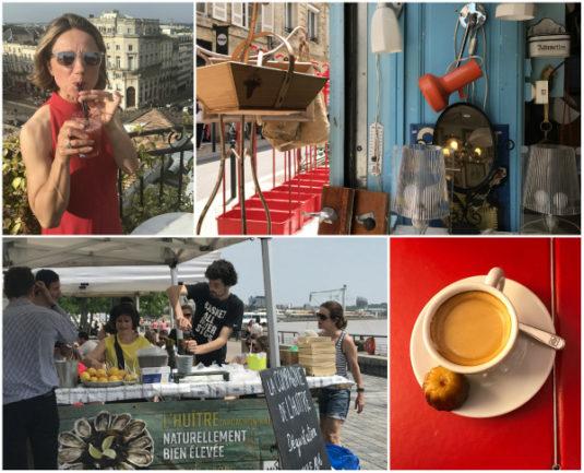 Ein paar Tage in Bordeaux : essen, shoppen, wein, restaurant