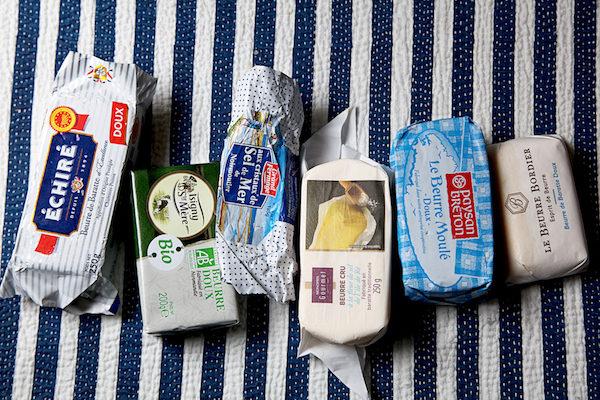 Französische Butter