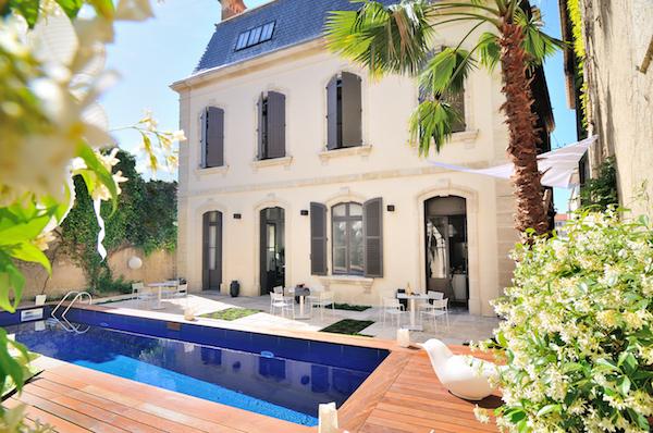 Hotel Particulier, rund 7 Gehminuten von der Altstadt von Béziers entfernt