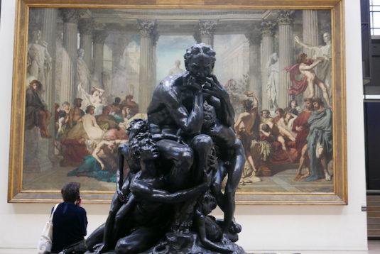 Skulptur im Musee d'Orsay