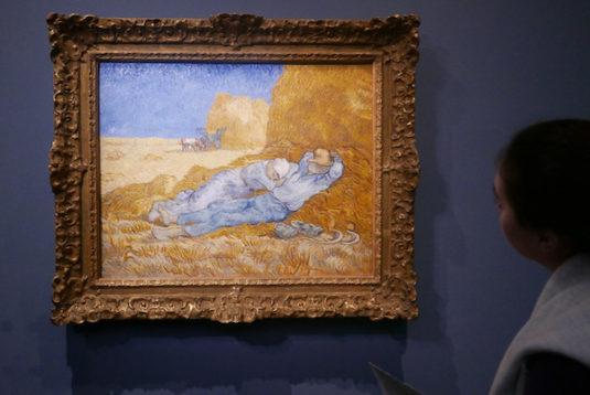 Van Gogh im Musée d'Orsay