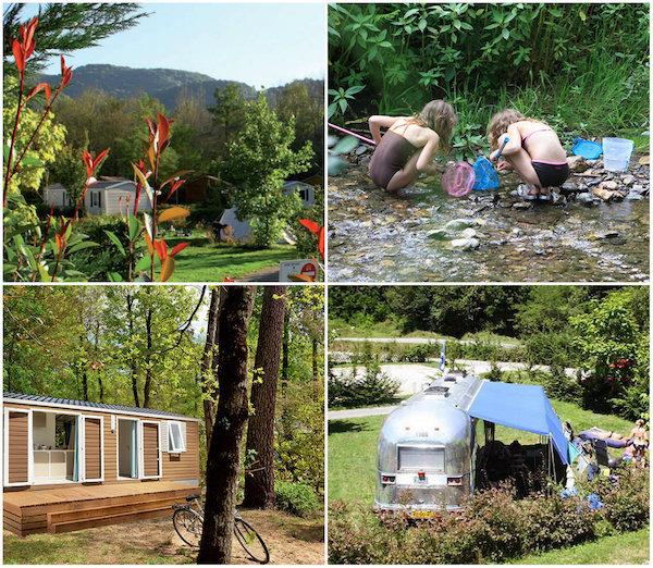 Flower Campingplatz l'Arize Ariege