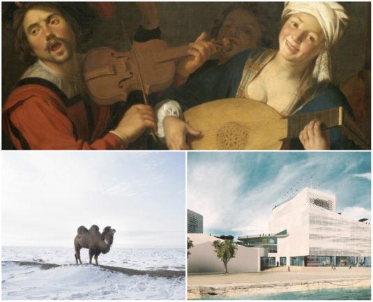 Kunstausstellungen Bordeaux