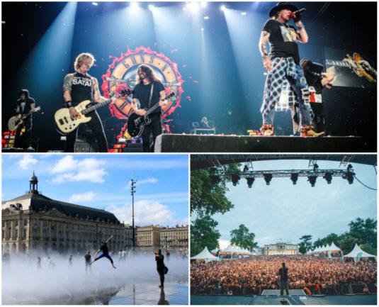 Bordeaux Konzerte und Festivals
