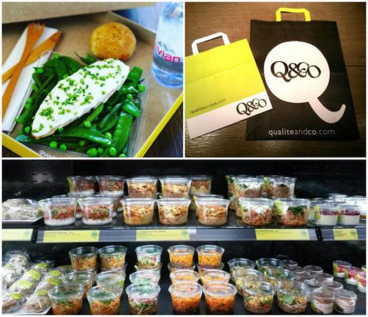 Quality and Co, gesunde Zwischenmahlzeit