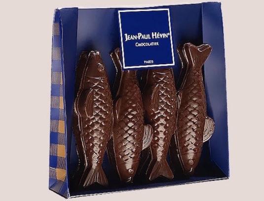 Jean Paul Hévin Schokolade April