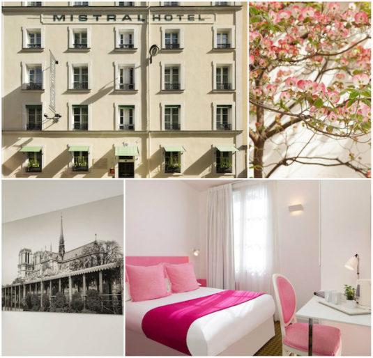 Bugdet Hotel - Hotel Mistral in Paris